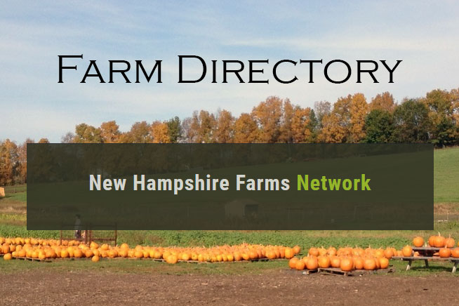 Farm Directory New Hampshire Farms Network