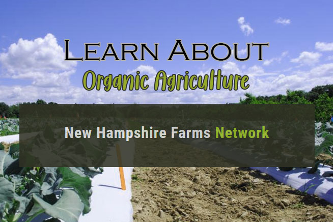 Learn About Organic Agriculture