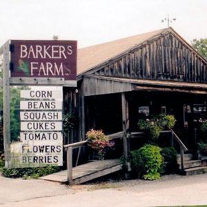 Barker's Farm, Stratham, NH