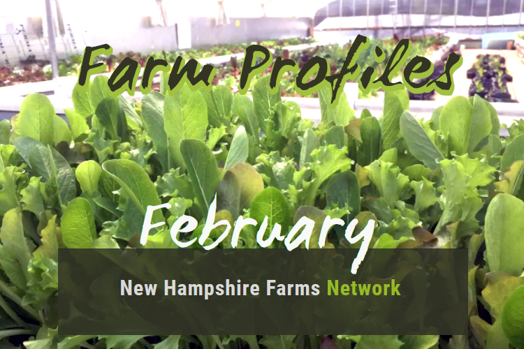 Farm Profiles February 2020 NH Farms Network