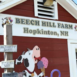 Beech Hill Farm & Ice Cream Barn, Contoocook, NH