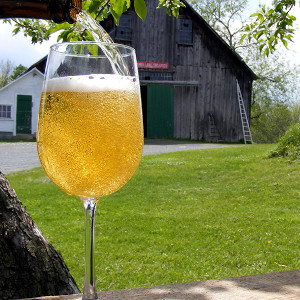 Farnum Hill Ciders at Poverty Lane Orchards, Lebanon, NH