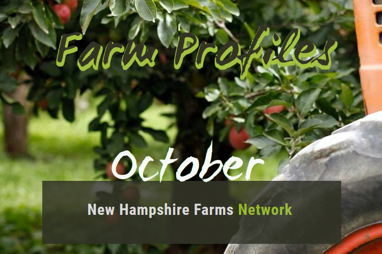 Farm Profiles October 2019 NH Farms Network